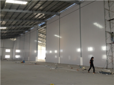 Thermal insulation project in Lien Chieu industrial zone, Da Nang